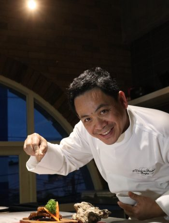 Chef Chumpol, 4 Seasons Resort Chiang Mai, Chiang Mai, Iron Chef Thailand