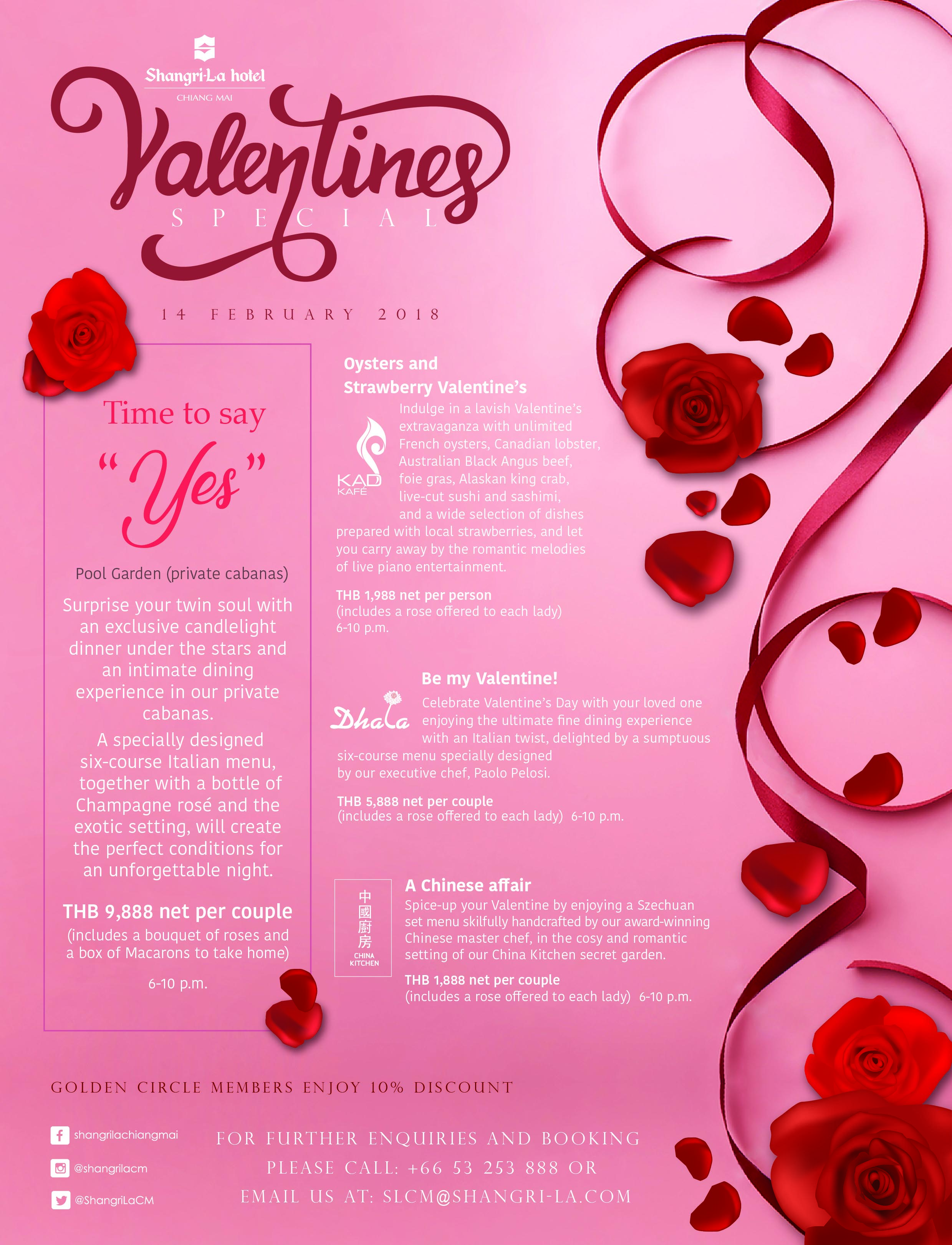 Valentine S Day In Chiang Mai Go To Ask Anne Food Blogger